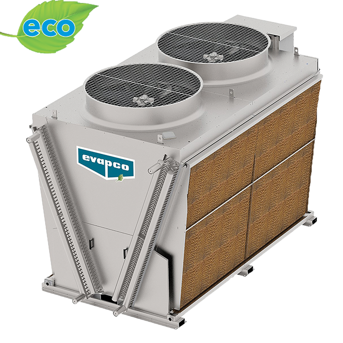 eco-Air Series V-configuration Adiabatic Cooler