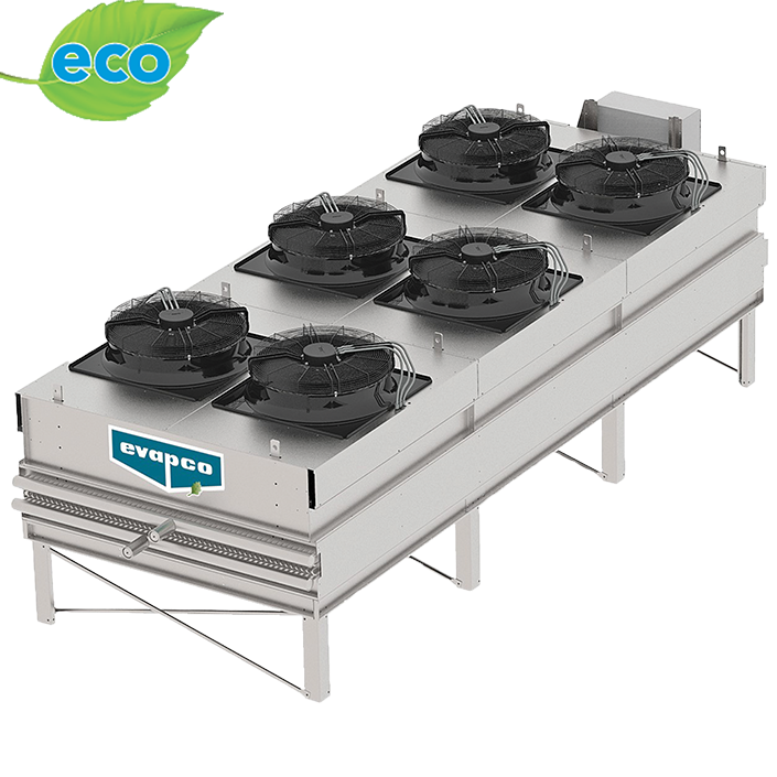 eco-Air Series Flat Industrial Dry Cooler